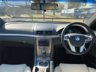 2008 Holden Calais VE V 60th Anniversary Grey 6 Speed Sports Automatic Sedan