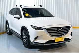 2016 Mazda CX-9 TC GT SKYACTIV-Drive White 6 Speed Sports Automatic Wagon