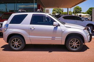 2012 Suzuki Grand Vitara JB MY09 Silver 4 Speed Automatic Hardtop.