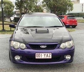 2003 Ford Falcon BA XR8 Purple 5 Speed Manual Utility.