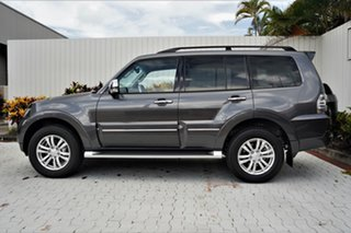2020 Mitsubishi Pajero NX MY21 Exceed Graphite Grey 5 Speed Sports Automatic Wagon