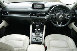 2017 Mazda CX-5 KF4W2A GT SKYACTIV-Drive i-ACTIV AWD Bronze 6 Speed Sports Automatic Wagon.