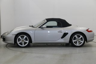 2008 Porsche Boxster 987 MY08 Silver 5 Speed Manual Convertible.