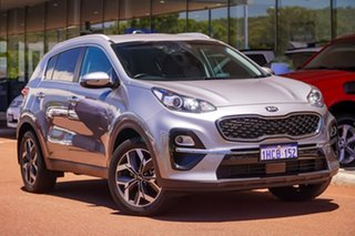 2019 Kia Sportage QL MY19 SLi 2WD Grey 6 Speed Sports Automatic Wagon.