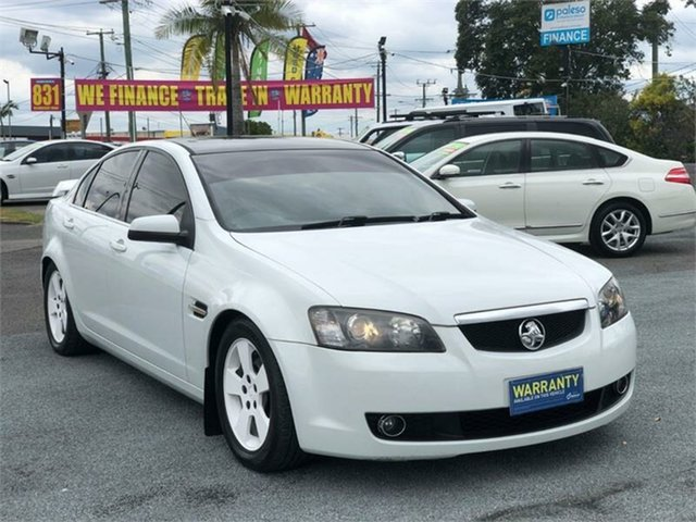 Used Holden Calais VE Archerfield, 2007 Holden Calais VE White 5 Speed Sports Automatic Sedan