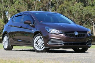 2017 Holden Astra BK MY17 R+ Brown 6 Speed Sports Automatic Hatchback.