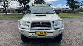 2012 Toyota Hilux KUN26R MY12 SR Xtra Cab Silver 5 Speed Manual Cab Chassis.