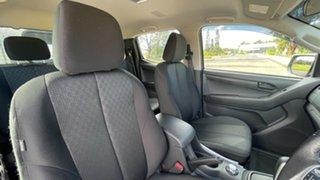 2017 Isuzu D-MAX MY17 SX Crew Cab Silver 6 Speed Sports Automatic Utility