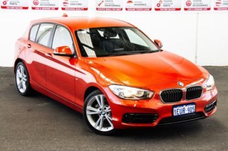 2015 BMW 118i F20 LCI Sport Line 8 Speed Automatic Hatchback.