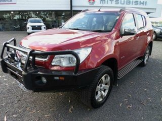 2013 Holden Colorado 7 RG LTZ (4x4) 6 Speed Automatic Wagon