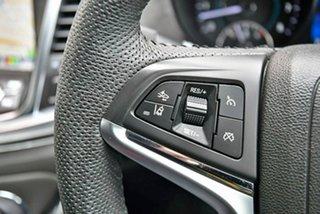2017 Holden Calais VF II MY17 V Silver 6 Speed Sports Automatic Sedan
