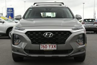 2018 Hyundai Santa Fe TM MY19 Active Wild Explorer Grey 8 Speed Sports Automatic Wagon