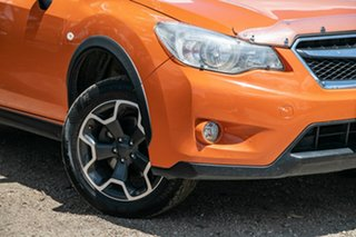 2012 Subaru XV G4X MY12 2.0i-L AWD Orange 6 Speed Manual Wagon.