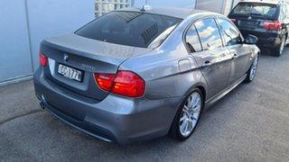 2010 BMW 320i E90 MY10 Lifestyle Grey 6 Speed Auto Steptronic Sedan.
