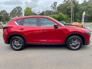 2017 Mazda CX-5 Maxx - Sport Red Sports Automatic Wagon.