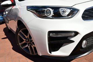 2020 Kia Cerato BD MY21 Sport Snow White Pearl 6 Speed Sports Automatic Hatchback.