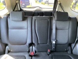2012 Mitsubishi Outlander ZH LS Grey 6 Speed Constant Variable Wagon