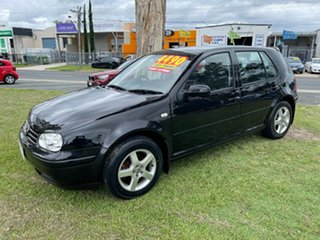 2001 Volkswagen Golf 4th Gen Generation GL 5 Speed Manual Hatchback.