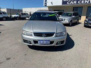 2007 Holden Berlina VZ MY06 Upgrade Silver 4 Speed Automatic Wagon.