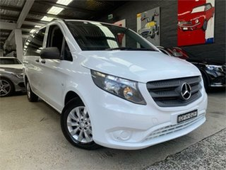 2016 Mercedes-Benz Valente 447 116BlueTEC White Sports Automatic Wagon.