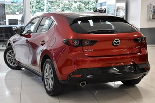 2019 Mazda 3 BP2H7A G20 SKYACTIV-Drive Pure Red 6 Speed Sports Automatic Hatchback.