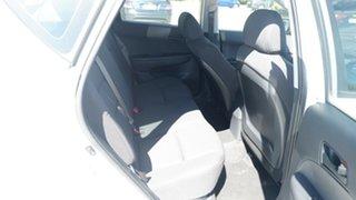 2010 Hyundai i30 FD MY11 SX White 4 Speed Automatic Hatchback