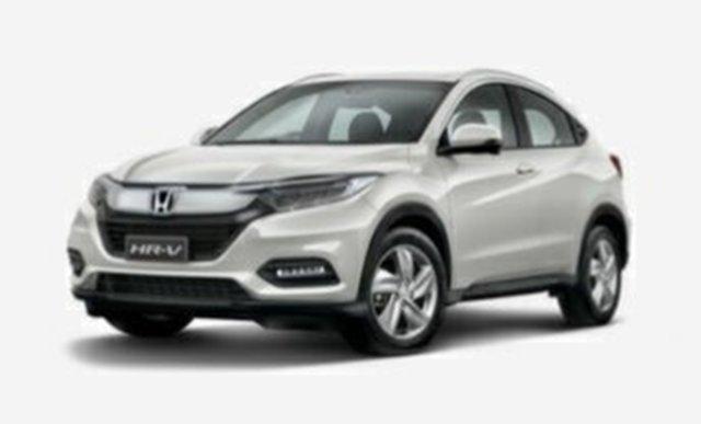 New Honda HR-V MY21 VTi-S Atherton, 2020 Honda HR-V MY21 VTi-S White 1 Speed Constant Variable Hatchback