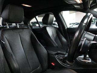 2014 BMW 3 Series F30 MY1114 320d M Sport Black 8 Speed Sports Automatic Sedan