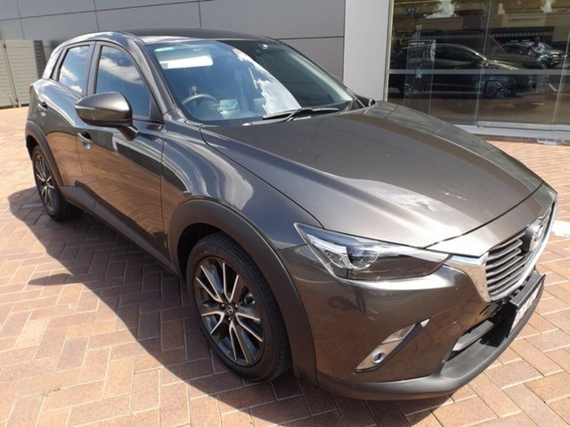 Used Mazda CX-3 DK2W76 sTouring SKYACTIV-MT Toowoomba, 2015 Mazda CX-3 DK2W76 sTouring SKYACTIV-MT 6 Speed Manual Wagon