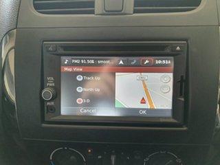 2013 Suzuki SX4 GYA MY13 Crossover Navigator White 6 Speed Constant Variable Hatchback