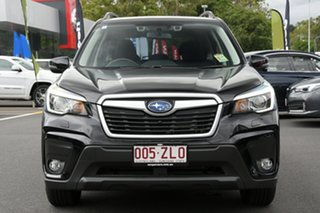 2019 Subaru Forester S5 MY20 2.5i-L CVT AWD Crystal Black Silica 7 Speed Constant Variable Wagon