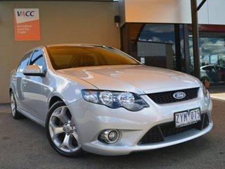 2011 Ford Falcon FG XR6 Limited Edition Silver 6 Speed Sports Automatic Sedan.