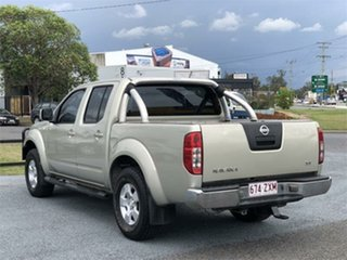 2011 Nissan Navara D40 ST Gold 5 Speed Automatic Utility