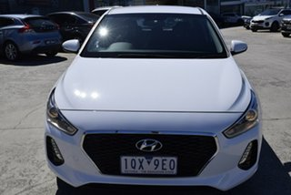 2019 Hyundai i30 PD2 MY20 Active White 6 Speed Sports Automatic Hatchback.