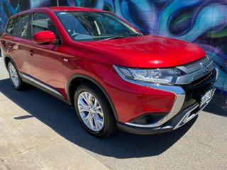 2020 Mitsubishi Outlander ZL MY21 ES AWD Red Diamond 6 Speed Constant Variable Wagon
