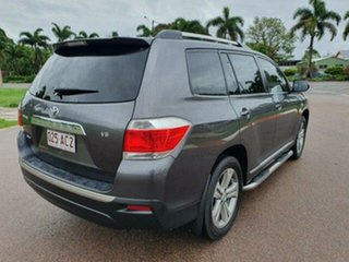2013 Toyota Kluger GSU40R MY12 KX-S 2WD Magnetic 5 Speed Sports Automatic Wagon