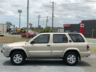 2003 Nissan Pathfinder WX II ST Gold 4 Speed Automatic Wagon