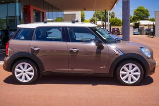 2011 Mini Countryman R60 Cooper S ALL4 Brown 6 Speed Manual Wagon.