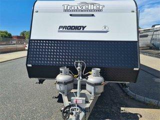 2016 Traveller PRODIGY Caravan.