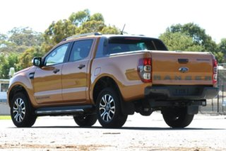 2019 Ford Ranger PX MkIII 2019.00MY Wildtrak Orange 6 Speed Sports Automatic Double Cab Pick Up