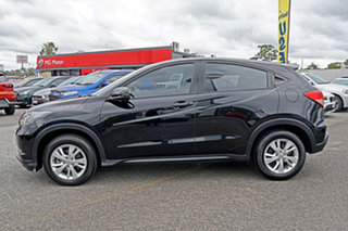 2015 Honda HR-V MY15 VTi Black 1 Speed Constant Variable Hatchback