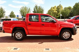2020 Volkswagen Amarok 2H MY20 TDI420 4MOTION Perm Core Tornado Red 8 Speed Automatic Utility
