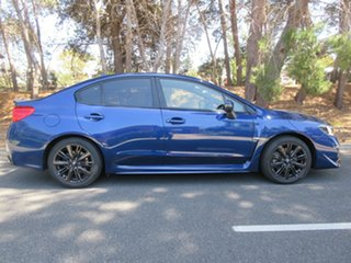 2014 Subaru WRX V1 MY15 Premium Lineartronic AWD Blue 8 Speed Constant Variable Sedan.