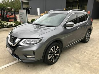 2018 Nissan X-Trail T32 Series II Ti X-tronic 4WD Grey 7 Speed Constant Variable Wagon