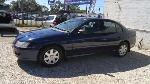 Used Holden Commodore VZ Executive Seaford, 2005 Holden Commodore VZ Executive Blue 4 Speed Automatic Sedan