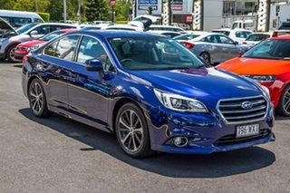 2016 Subaru Liberty B6 MY16 2.5i CVT AWD Blue 6 Speed Constant Variable Sedan.