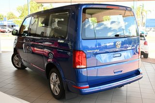 2020 Volkswagen Multivan T6.1 MY21 TDI340 SWB DSG Comfortline Premium Ravenna Blue 7 Speed.