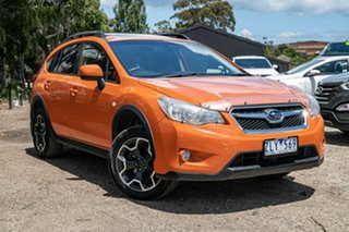 2012 Subaru XV G4X MY12 2.0i-L AWD Orange 6 Speed Manual Wagon