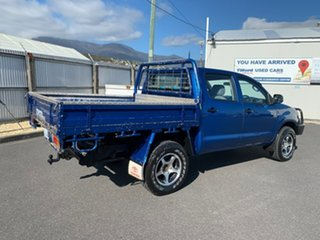 2009 Toyota Hilux KUN26R MY10 SR Blue 5 Speed Manual Cab Chassis.