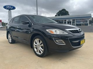 2011 Mazda CX-9 Grand Touring Black Sports Automatic Wagon